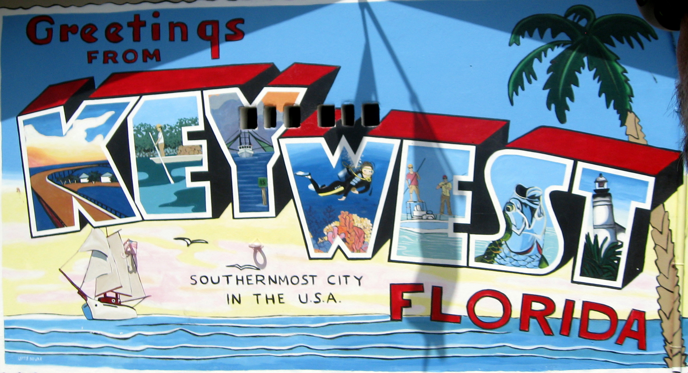 Hog Pics Key West